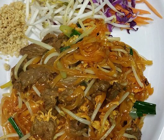 Pad Thai | BoonSee Thai Kitchen | Official Website